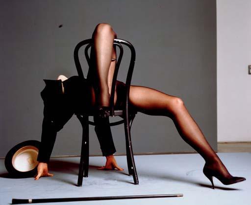 Annie Leibovitz-Shirley MacLaine, Los Angeles-1990