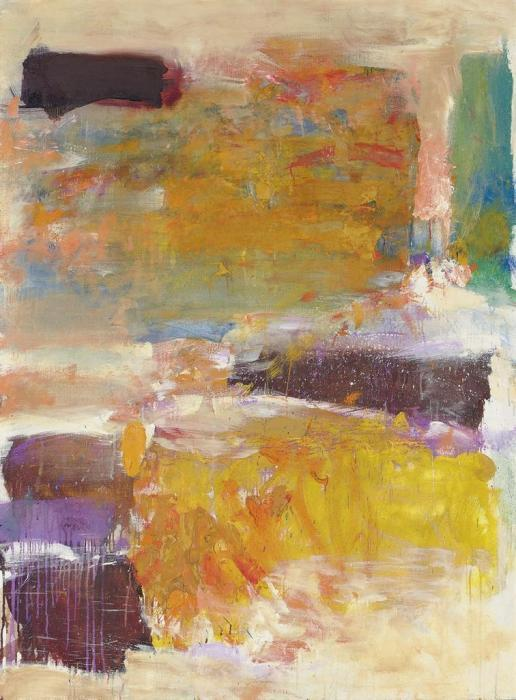 Joan Mitchell-Field for Two I-1973