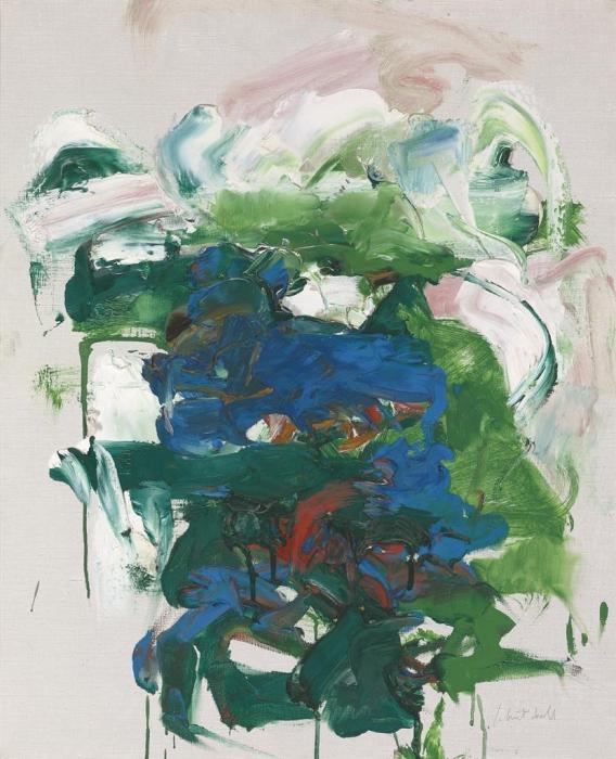 Joan Mitchell-Vista I-1966