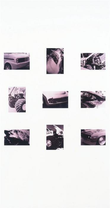 Richard Prince-Creative Evolution # 2-1986