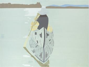 Alex Katz-Good Afternoon-2007