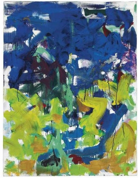 Joan Mitchell-Border-1989