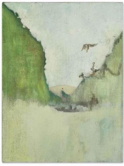 Peter Doig-Pelican Island-2006