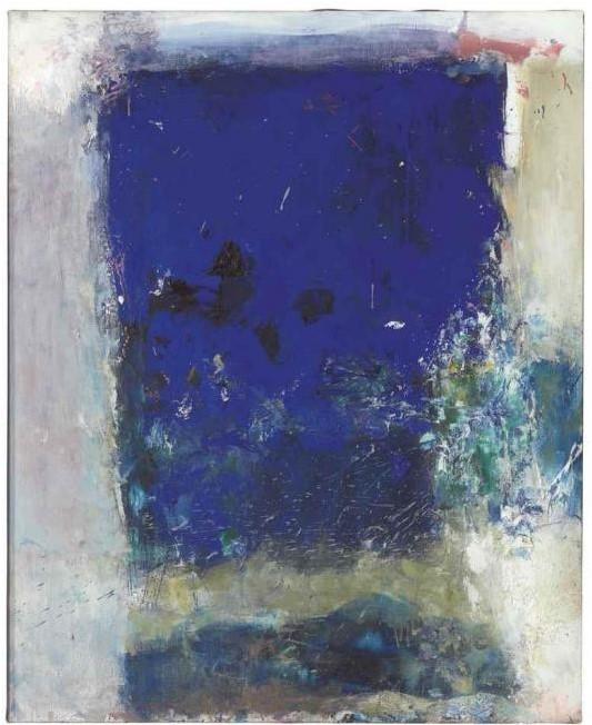Joan Mitchell-Untitled-1974