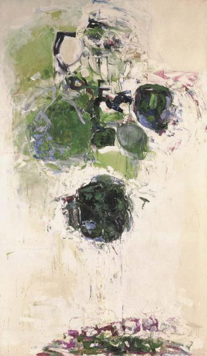 Joan Mitchell-Maple Leave Forever-1968