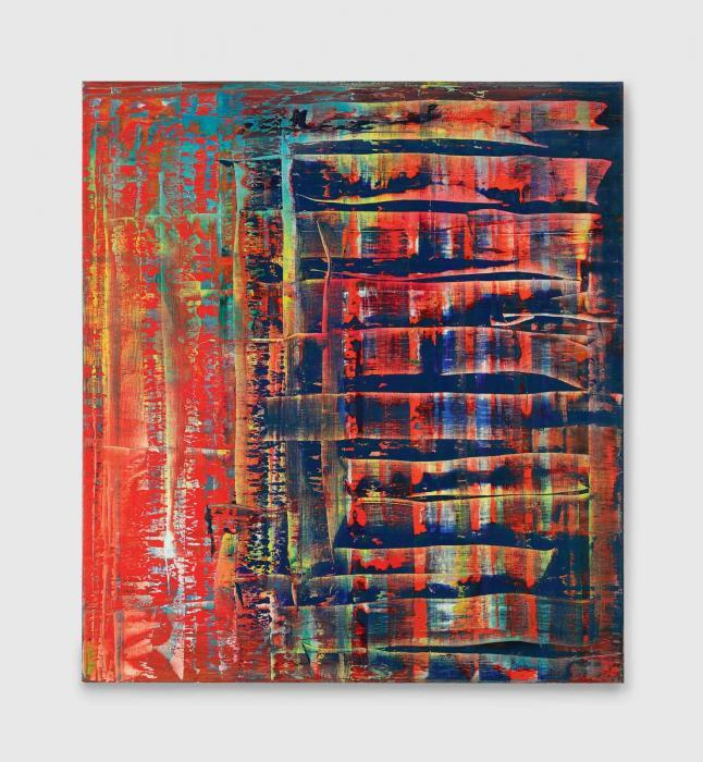 Gerhard Richter-Abstraktes Bild 779-2 (Abstract Painting 779-2)-1992