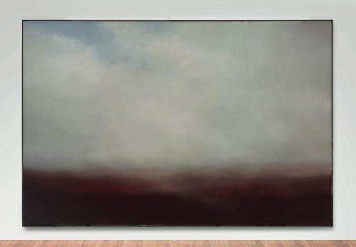 Gerhard Richter-Große Teyde Landschaft (Large Teide Landscape)-1971