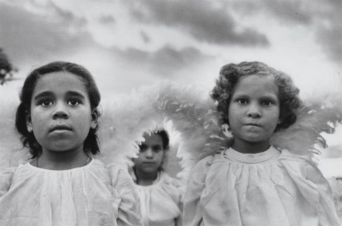 Sebastiao Salgado-First Communion, Brazil-1981
