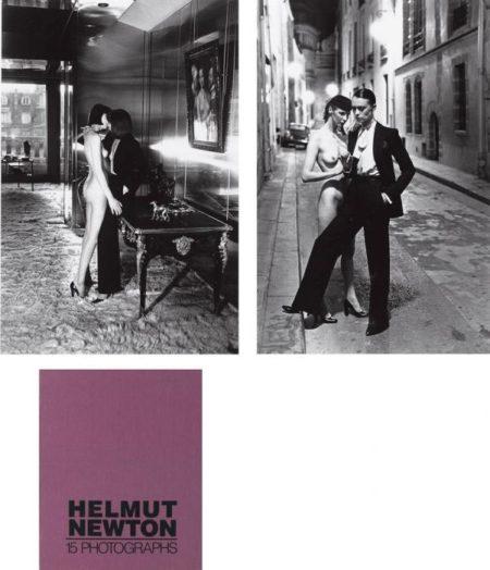 Helmut Newton-Fifteen Photographs-1980