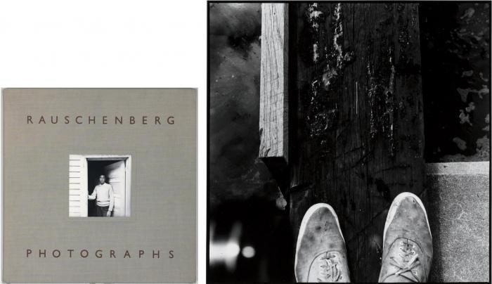 Robert Rauschenberg-Robert Rauschenberg - Rauschenberg Photographs-1980