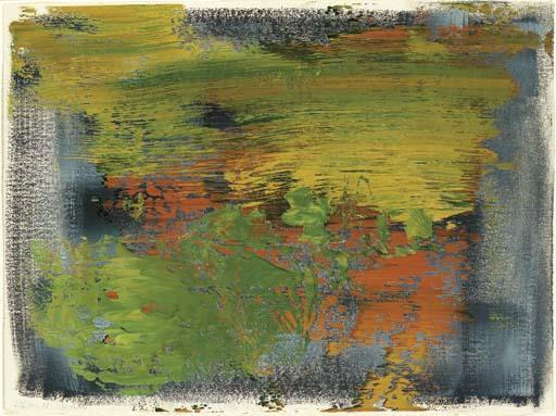 Gerhard Richter-Ohne Titel (12.11.88) / Untitled (12.11.88)-1988