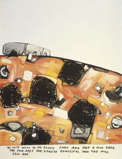 Richard Prince-Gloria-1995