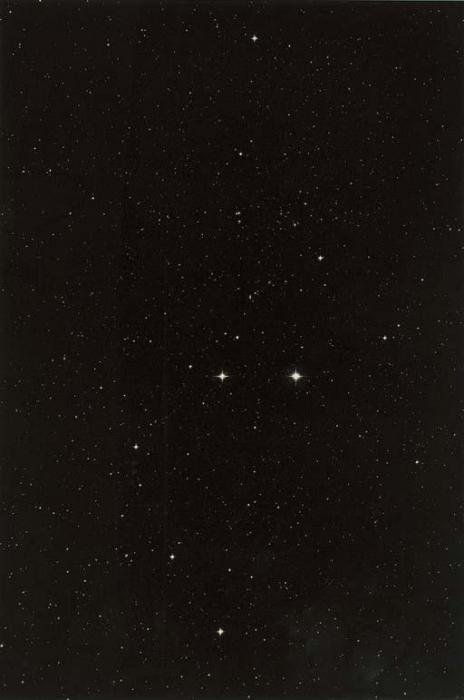 Thomas Ruff-Sterne 01h06m/-25 degrees-1990
