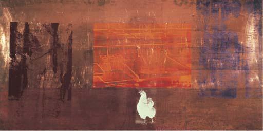 Robert Rauschenberg-Robert Rauschenberg - Copperhead-1989