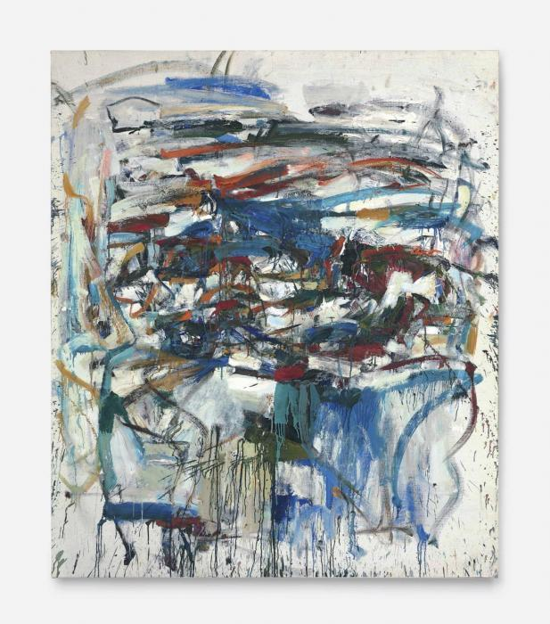 Joan Mitchell-Untitled-1957