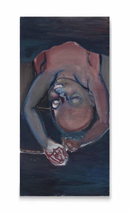 Marlene Dumas-Reinhardt's Daughter-1994