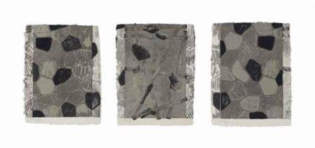 Jasper Johns-Four Panels from Untitled 1972: three prints-1975