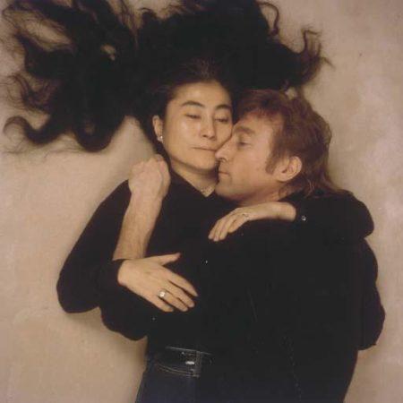Annie Leibovitz-John Lennon and Yoko Ono, New York-1980