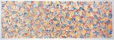 Jasper Johns-Untitled (ULAE no. S43)-1983