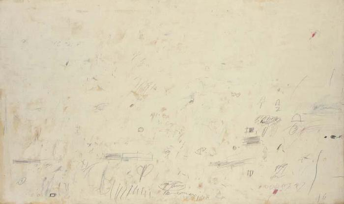 Cy Twombly-Panorama-1959