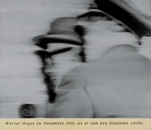 Gerhard Richter-Herr Heyde (Mr. Heyde)-1965