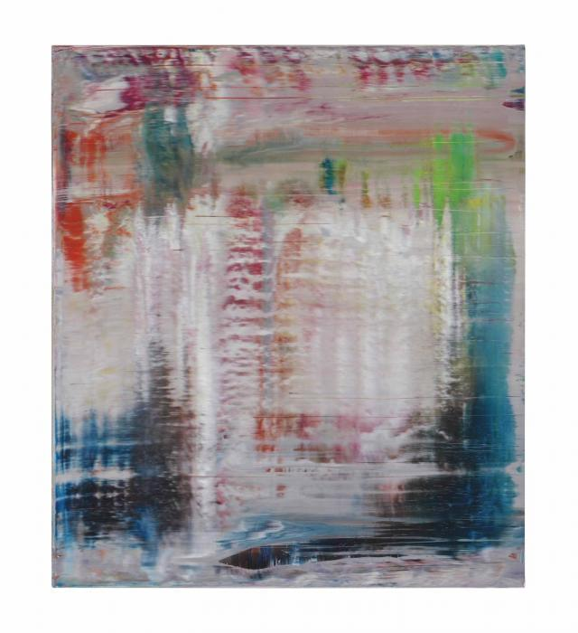 Gerhard Richter-Abstraktes Bild 843-1 (Abstract Painting 843-1)-1997