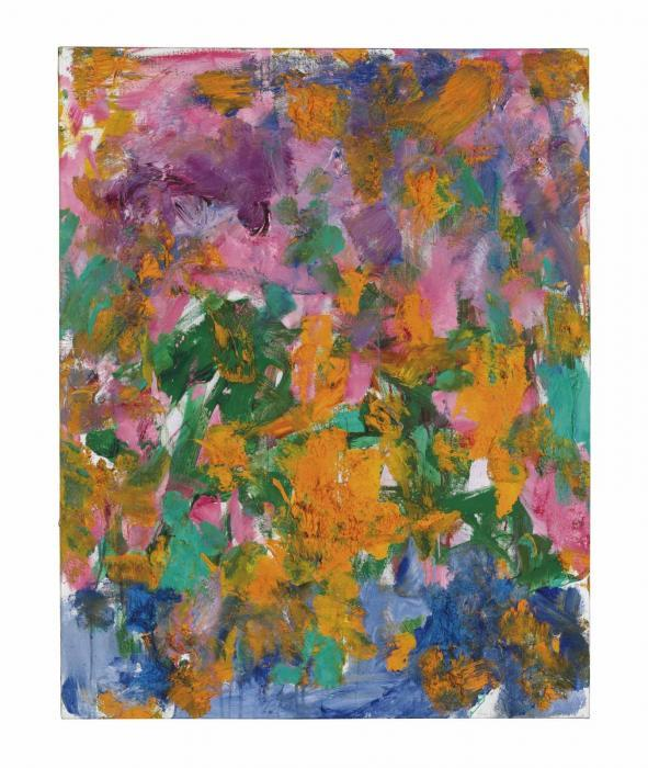 Joan Mitchell-Merrily-1982
