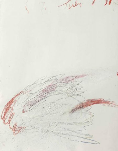 Cy Twombly-Untitled-1981