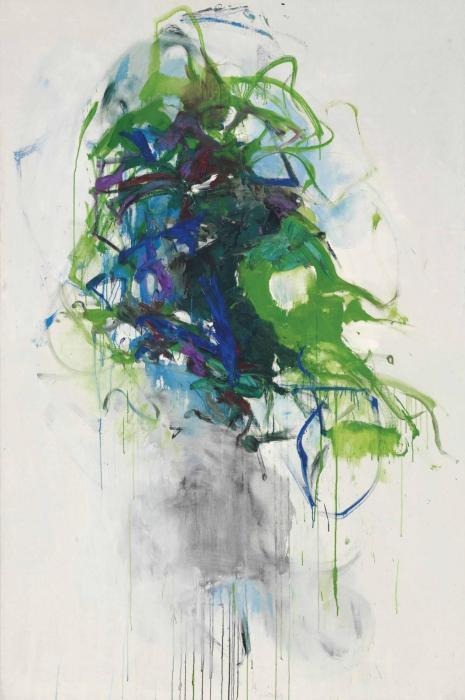 Joan Mitchell-My Other Plant-1965