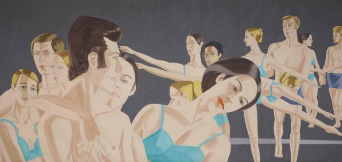 Alex Katz-Private Domain-1969