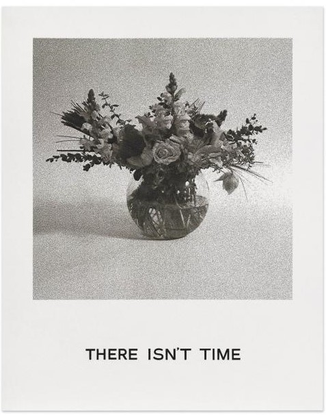 John Baldessari-Goya Series: There Isn't Time-1997