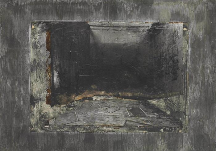 Anselm Kiefer-Gefallene Bilder-1986