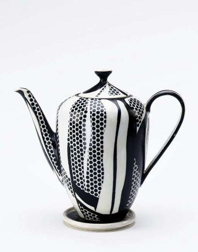 Roy Lichtenstein-Tea Pot-1965