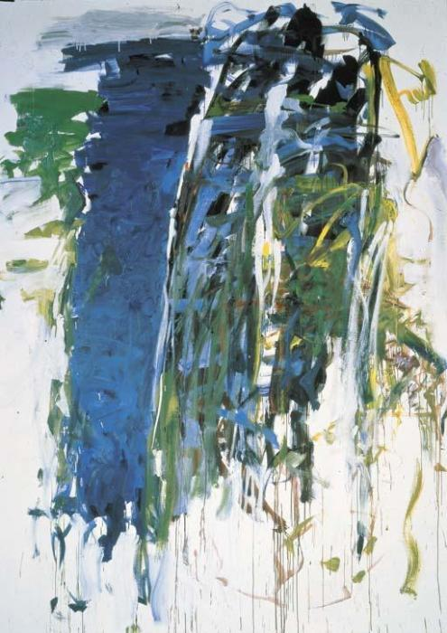 Joan Mitchell-Untitled-1992