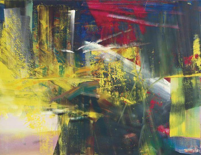 Gerhard Richter-Claudius-1986