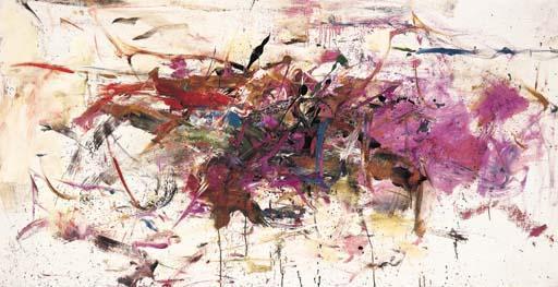 Joan Mitchell-Untitled-1955