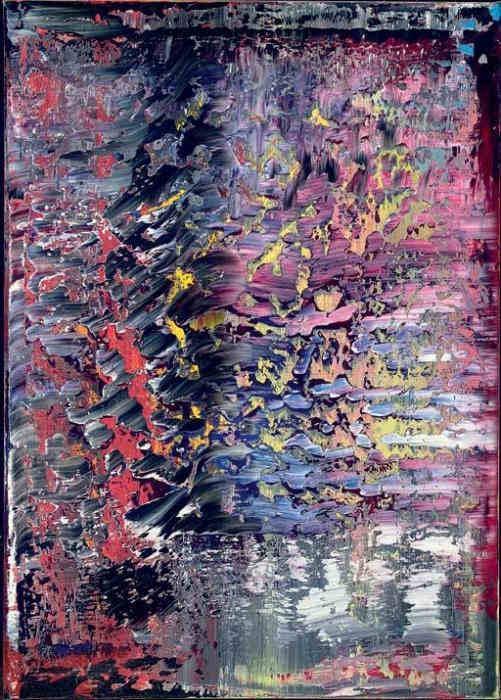 Gerhard Richter-Frost I-1989
