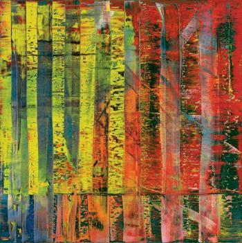 Gerhard Richter-Abstraktes Bild 770 (Abstract Painting 770)-1992