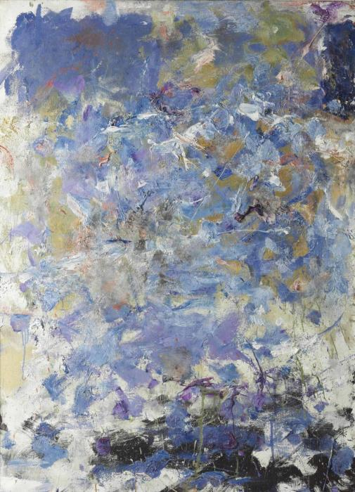 Joan Mitchell-Untitled-1975