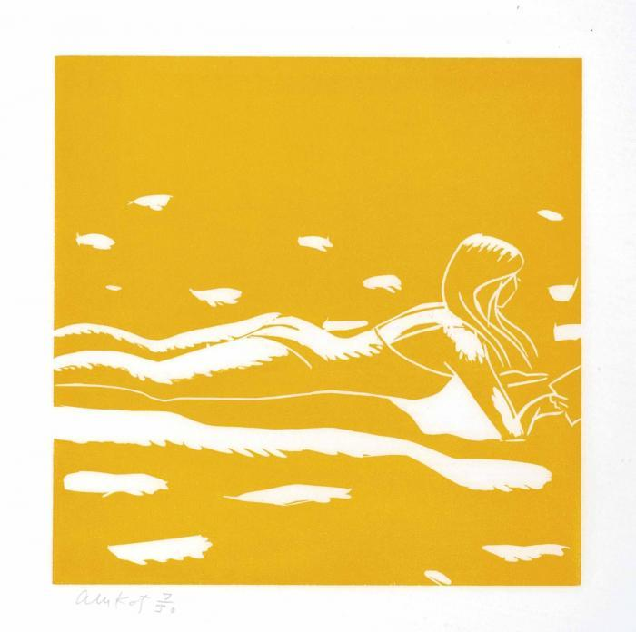 Alex Katz-Lincolnville Labor Day-1993