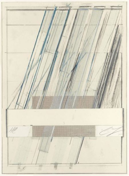 Cy Twombly-Untitled, from America's Hommage a Picasso-1973