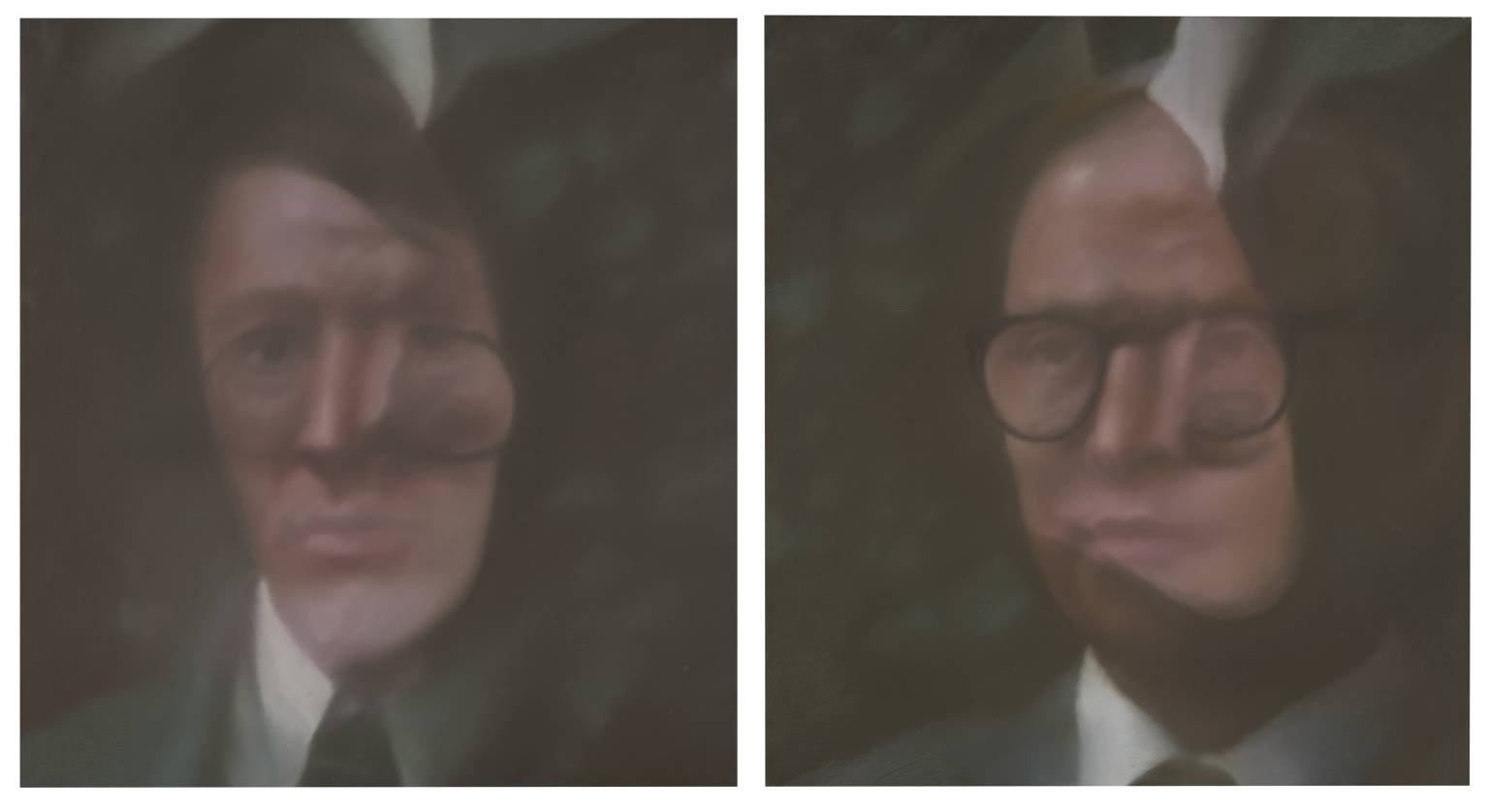 Gerhard Richter-Gilbert & George-1975