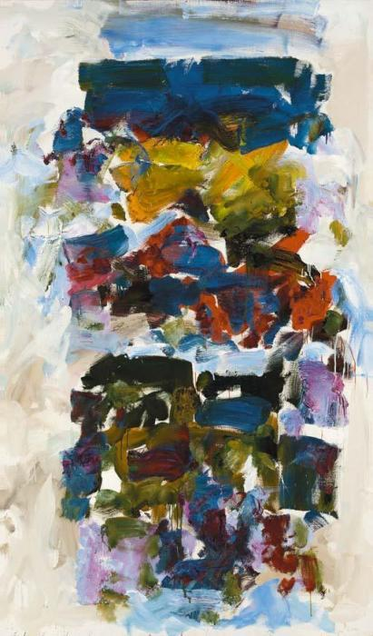 Joan Mitchell-Simple-1990