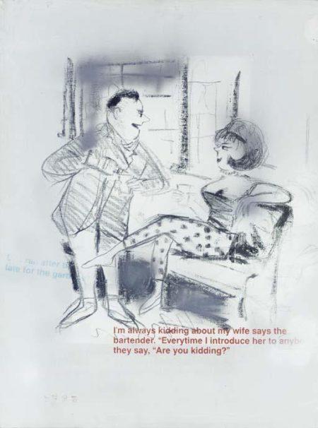 Richard Prince-Are You Kidding?-1989