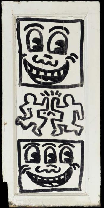 Keith Haring-Keith Haring - Untitled-1981