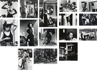 Helmut Newton-Private Property, Suite II-1984