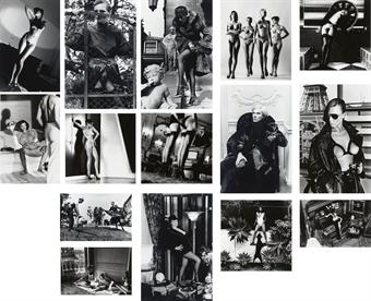 Helmut Newton-Private Property, Suite III-1984