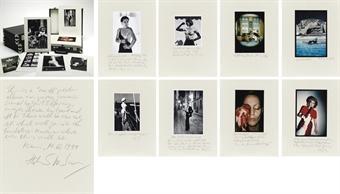 Helmut Newton-Helmut Newton Portfolio-1999
