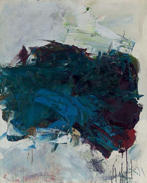 Joan Mitchell-Untitled-1964