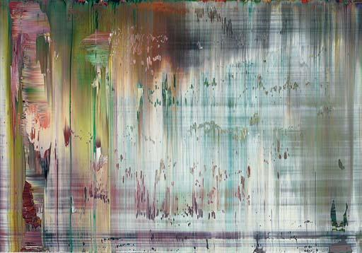 Gerhard Richter-Abstraktes Bild 840-7 (Abstract Painting 840-7)-1997